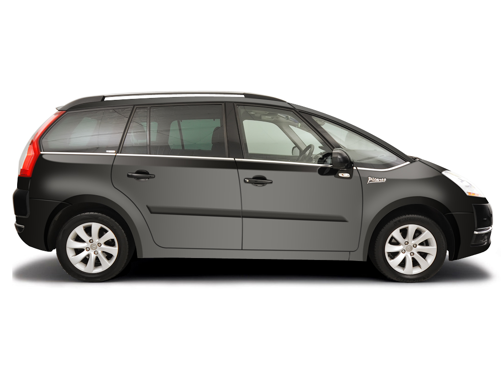 Checking tyre condition Citroen C4 Picasso 2007 - 2014 Diesel 1.6