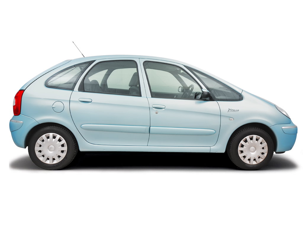 Checking tyre pressures Citroen Xsara Picasso 2000 - 2004 Diesel 2.0