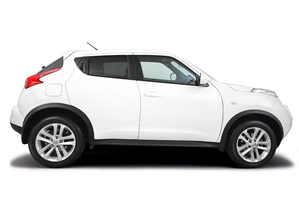 Checking tyre condition Nissan Juke 2010 - * Petrol 1.6