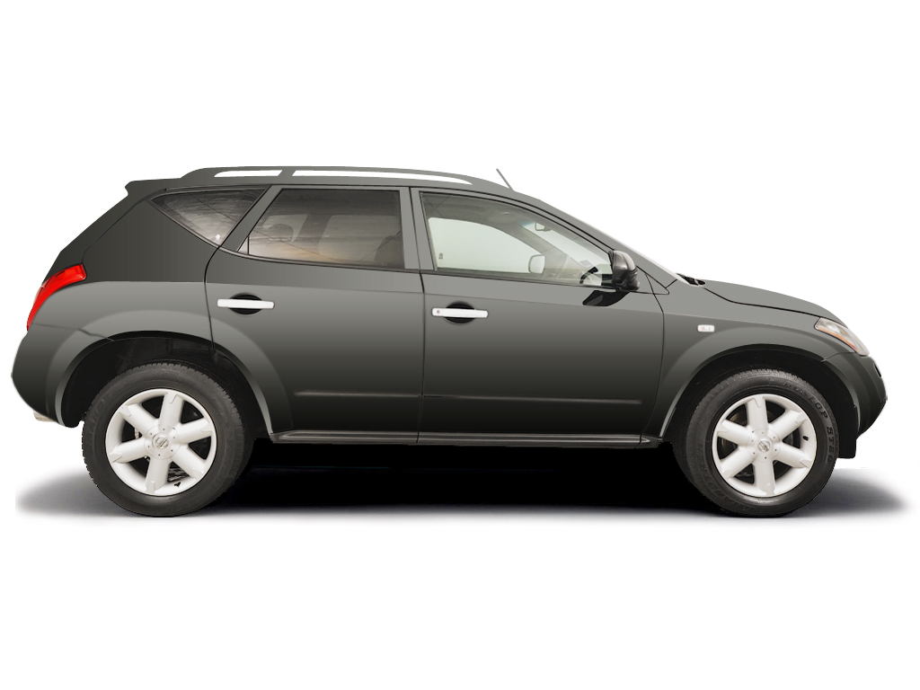 Checking tyre pressures Nissan Murano 2003 - 2010 Petrol 3.5 V6