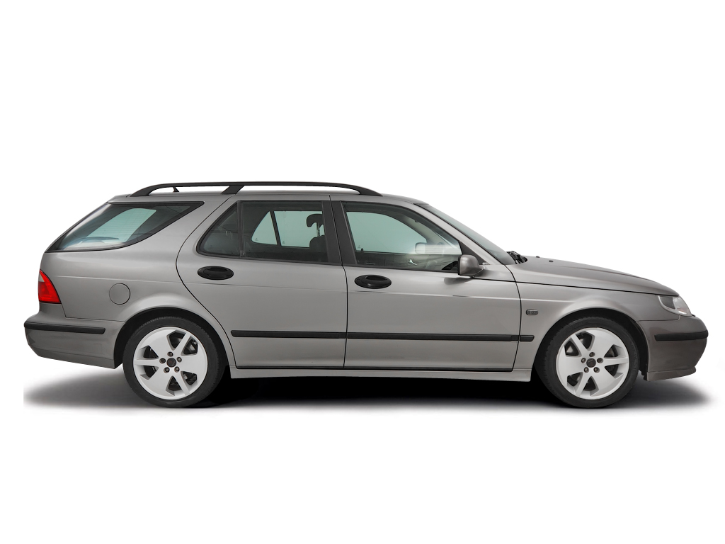 Checking tyre pressures Saab 9-5 1997 - 2005 Diesel 3.0 TiD V6