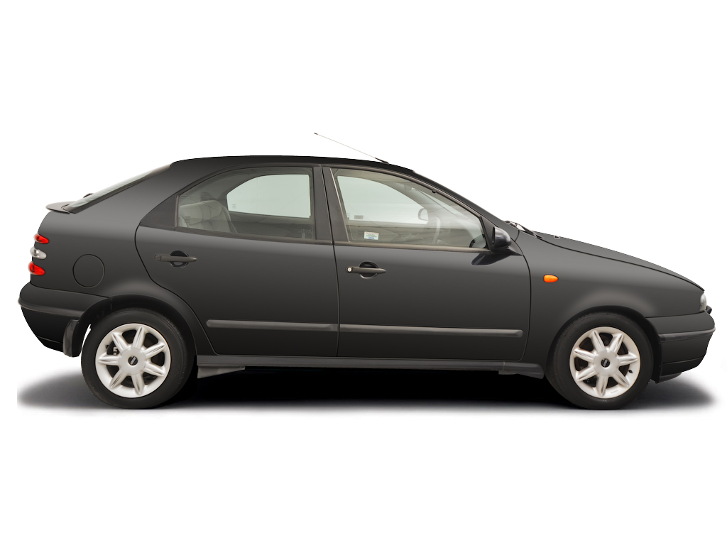 Checking tyre pressures Fiat Brava 1995 - 2002 Petrol 1.6 16v