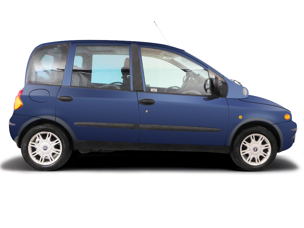 Final checks Fiat Multipla 1999 - 2011 Diesel 1.9 JTD