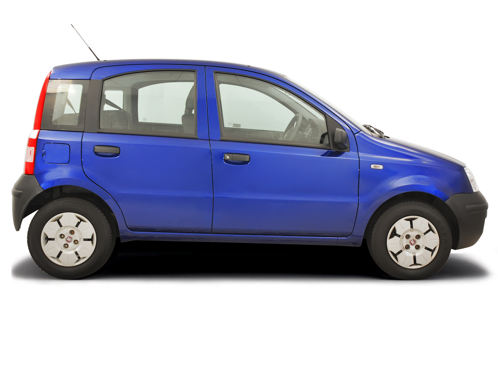 Checking tyre condition Fiat Panda 2004 - 2012 Petrol 1.1