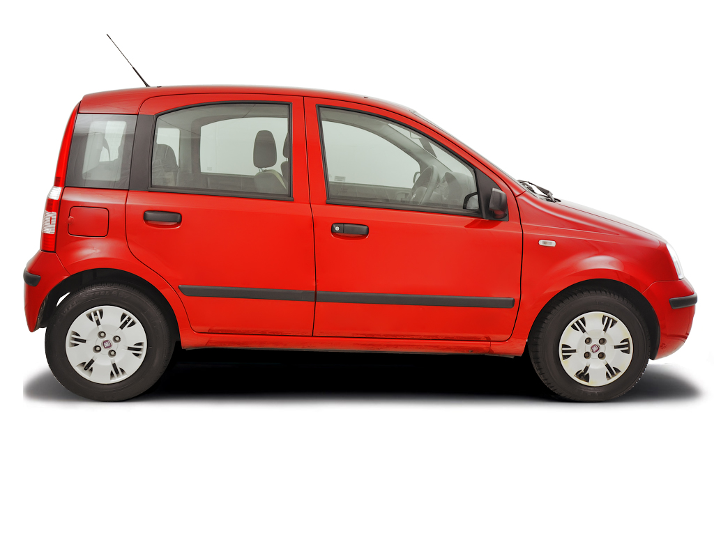 Checking tyre condition Fiat Panda 2004 - 2012 Petrol 1.2