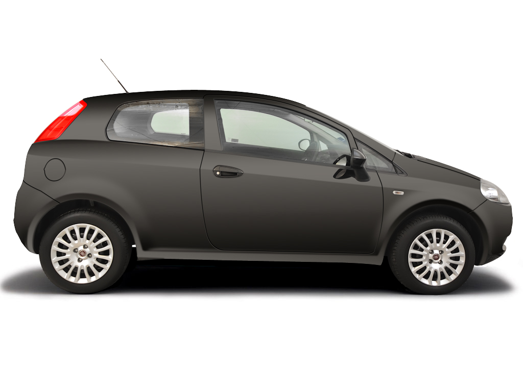 Checking oil level Fiat Grande Punto 2006 - 2015 Petrol 1.4