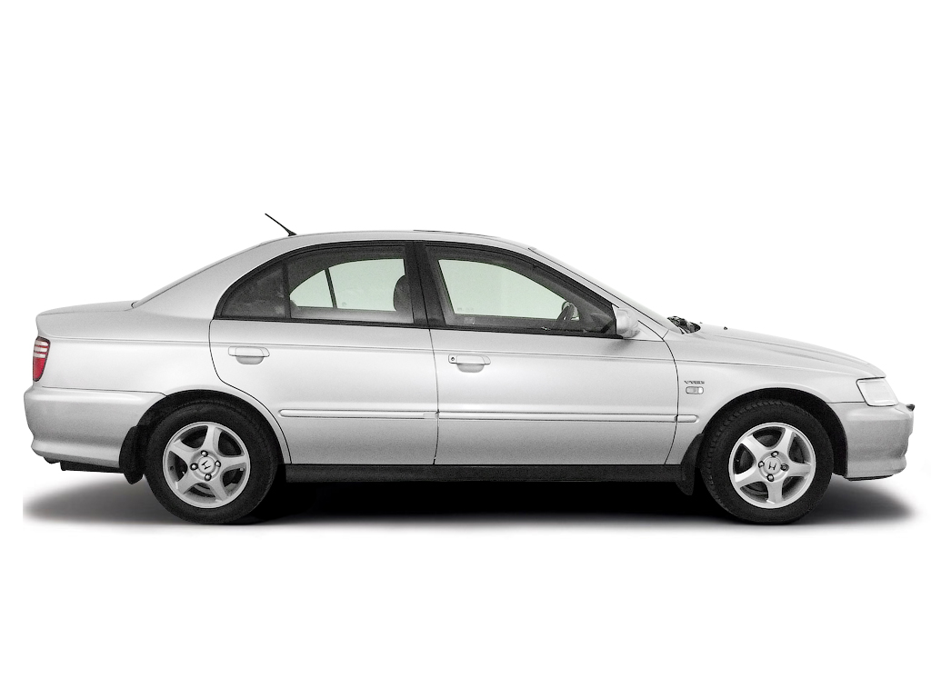 Checking tyre pressures Honda Accord 1998 - 2003 Petrol 2.0 VTEC