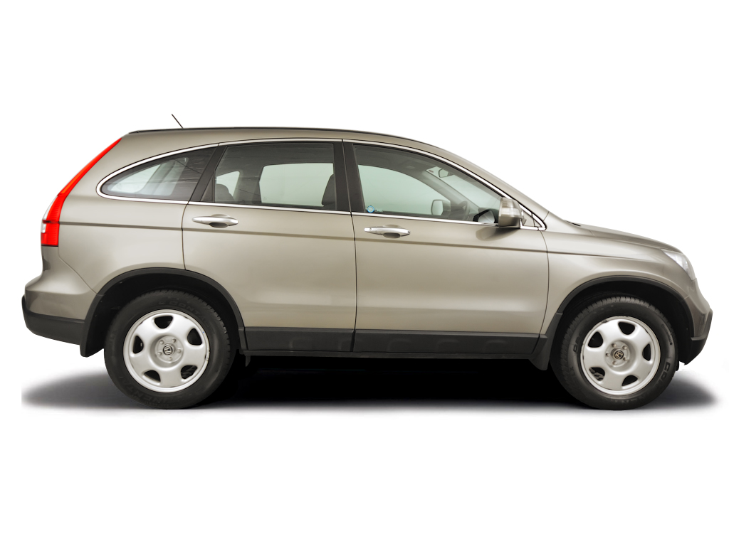 Checking tyre condition Honda CR-V 2007 - 2012 Diesel 2.2 i-CTDi
