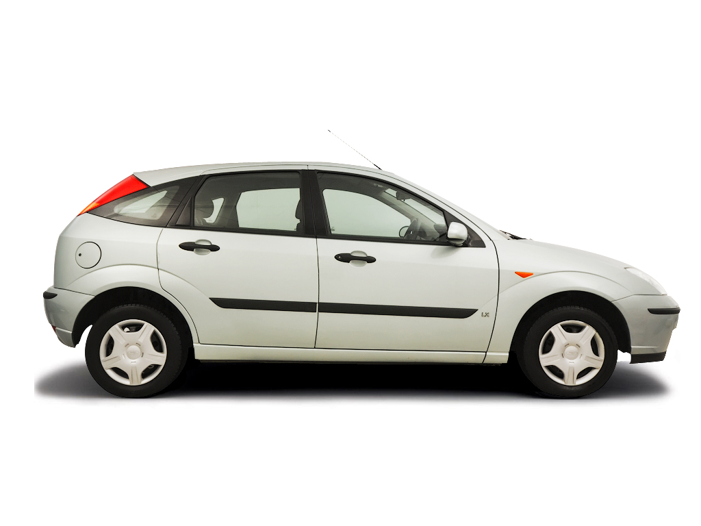 Checking tyre condition Ford Focus 2001 - 2005 Petrol 1.4