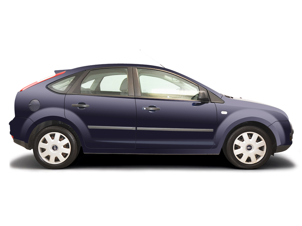 Checking tyre pressures Ford Focus 2005 - 2011 Diesel 1.6 TDCi