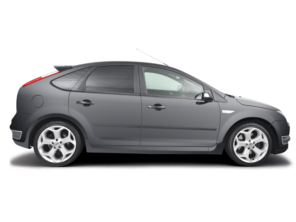 Checking tyre condition Ford Focus 2005 - 2011 Petrol 2.5 ST