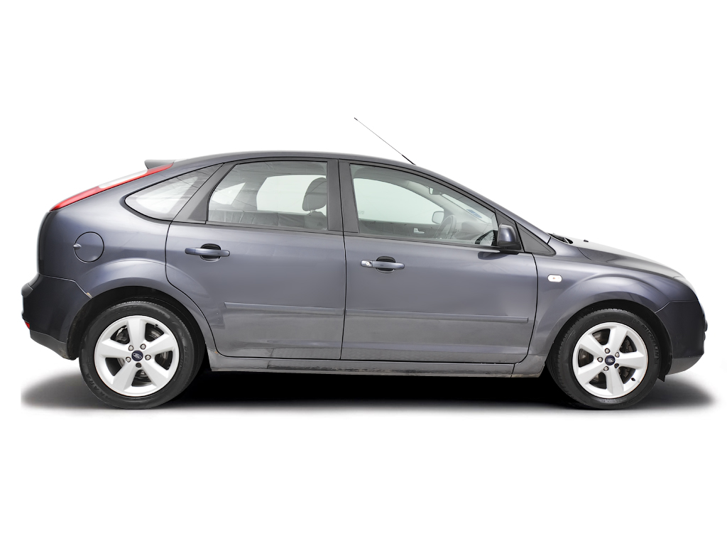 Checking tyre condition Ford Focus 2005 - 2011 Diesel 1.8 TDCi
