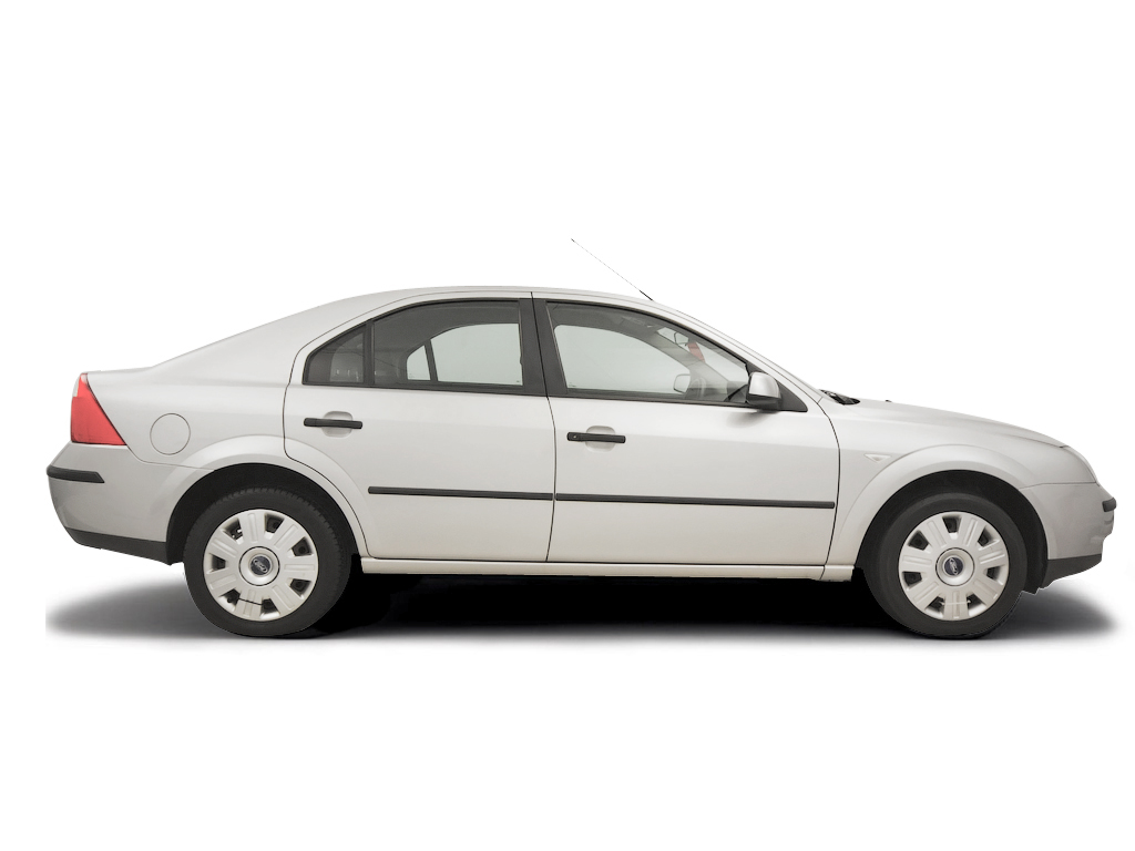 Checking tyre condition Ford Mondeo 2000 - 2007 Petrol 1.8