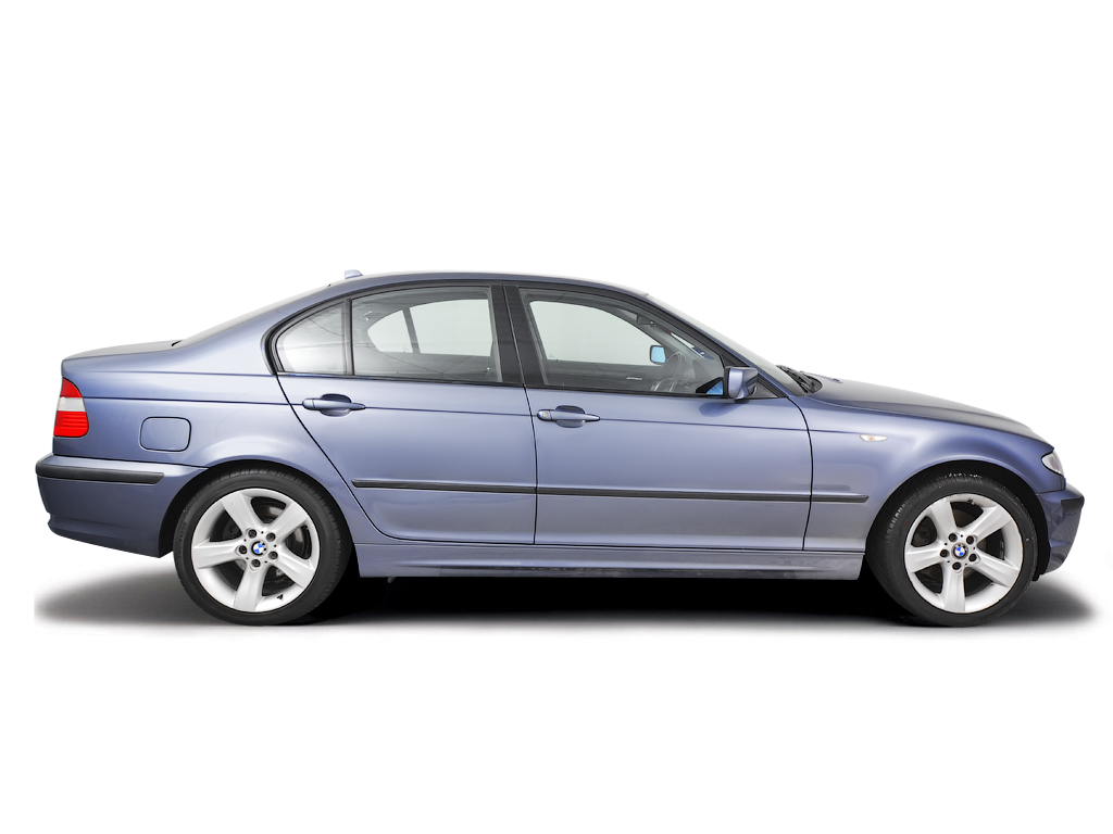 Checking tyre condition BMW 3-Series 1998 - 2006 Petrol 318i - 2.0