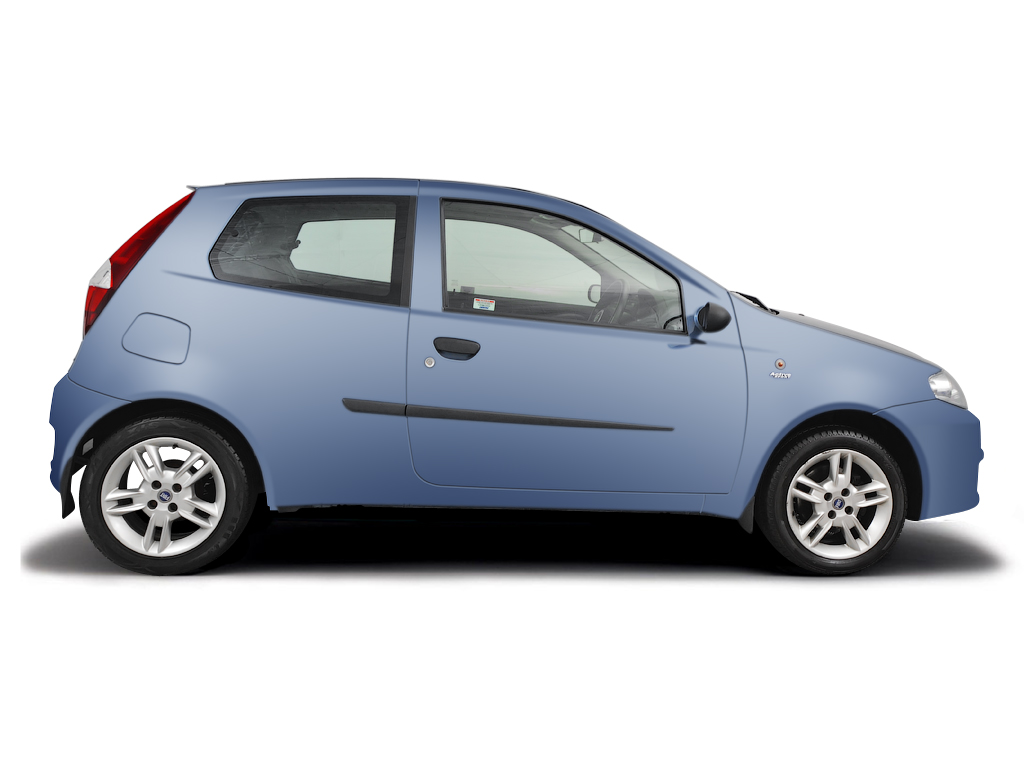 Checking tyre pressures Fiat Punto 1999 - 2003 Petrol 1.2 16v