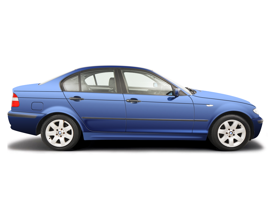Checking tyre pressures BMW 3-Series 1998 - 2006 Diesel 320d - 2.0