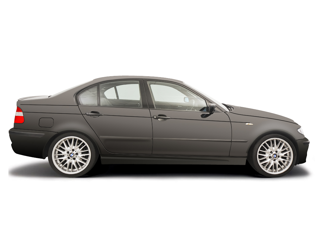 Checking tyre condition BMW 3-Series 1998 - 2006 Petrol 325i - 2.5