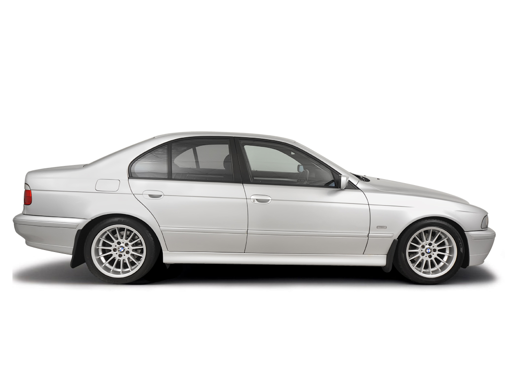 Checking tyre pressures BMW 5-Series 1996 - 2003 Diesel 525d - 2.5