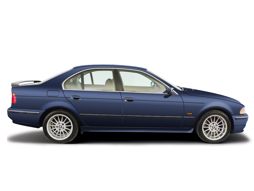 Checking tyre pressures BMW 5-Series 1996 - 2003 Diesel 530d - 3.0