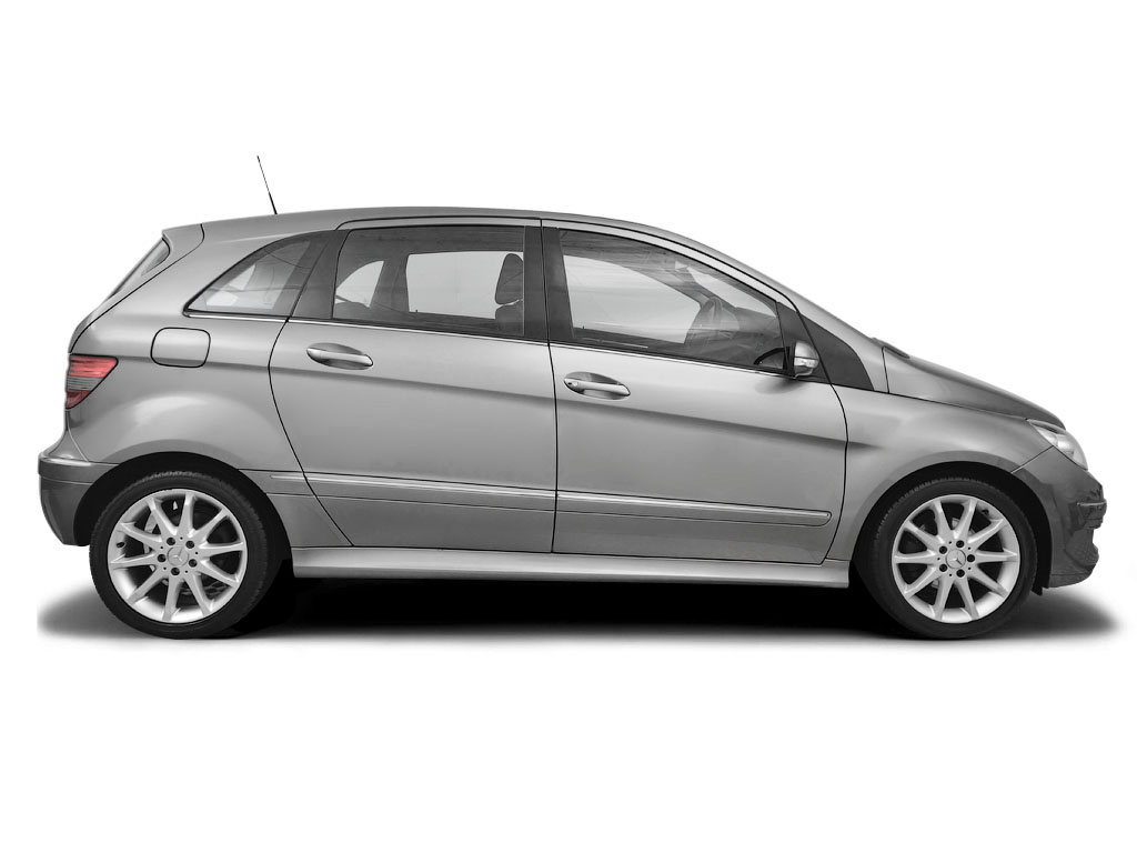 Checking tyre pressures Mercedes-Benz B-Class 2008 - 2011 Diesel B180 CDi - 2.0