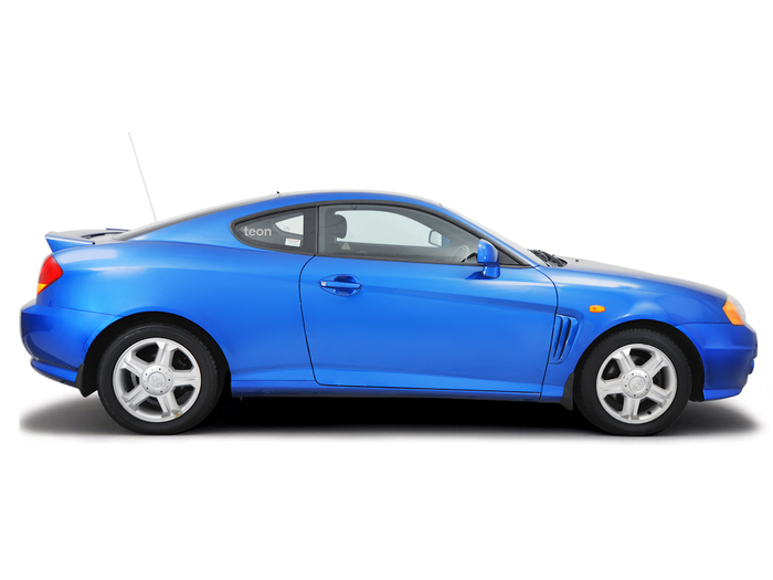 Identifying fault codes Hyundai Coupe 2002 - 2008 Petrol 1.6