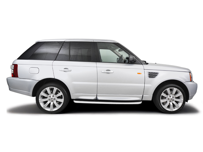 Jacking - vehicle support Land Rover Range Rover Sport 2005 - 2009 Diesel 3.6 TDV8