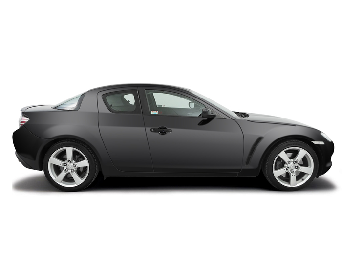 Jacking - vehicle support Mazda RX-8 2003 - 2009 Petrol 1.3