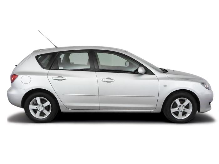 Jacking - vehicle support Mazda 3 2004 - 2009 Petrol 1.6