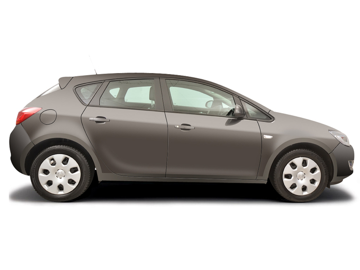 Checking tyre condition Opel Astra 2009 - 2013 Petrol 1.4 16v