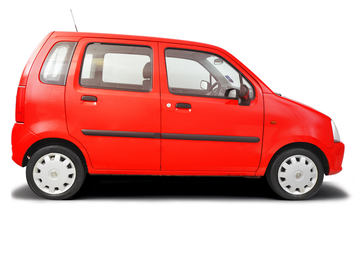 Jacking - vehicle support Vauxhall Agila 2000 - 2004 Petrol 1.0