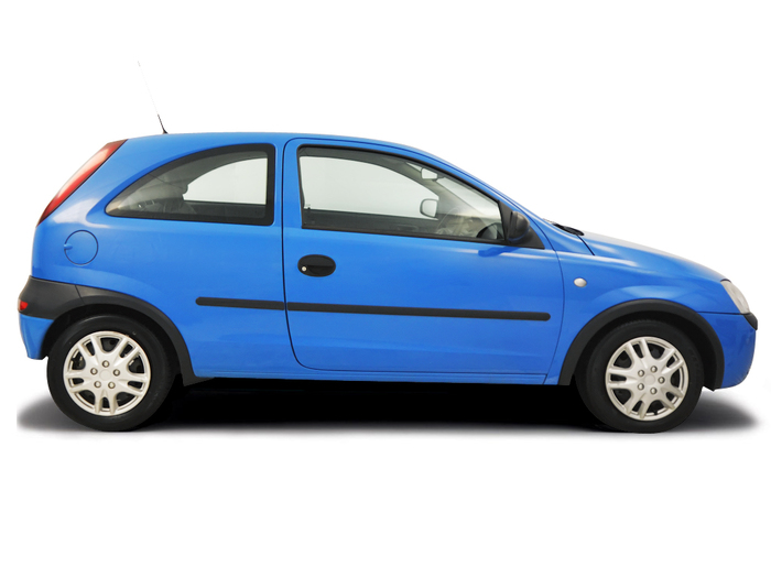 Pollen filter replacement Vauxhall Corsa 2000 - 2003 Petrol 1.0 12v