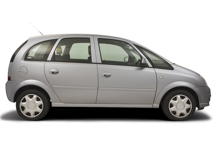 Jacking - vehicle support Opel Meriva 2003 - 2010 Petrol 1.8 16v
