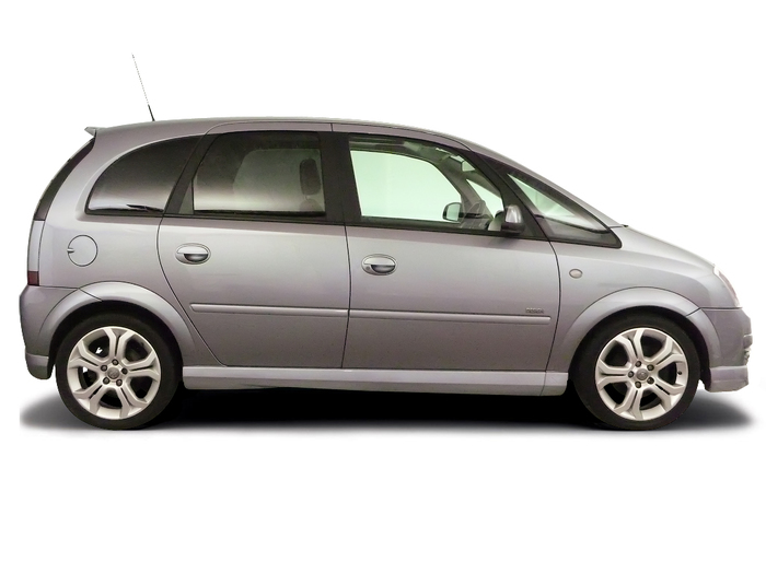 Checking oil level Opel Meriva 2003 - 2010 Diesel 1.7 CDTi
