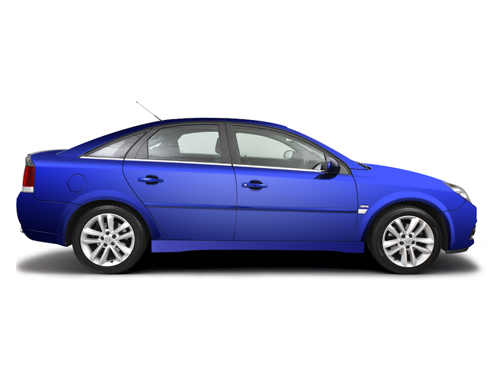Checking tyre condition Vauxhall Vectra 2002 - 2005 Petrol 2.0