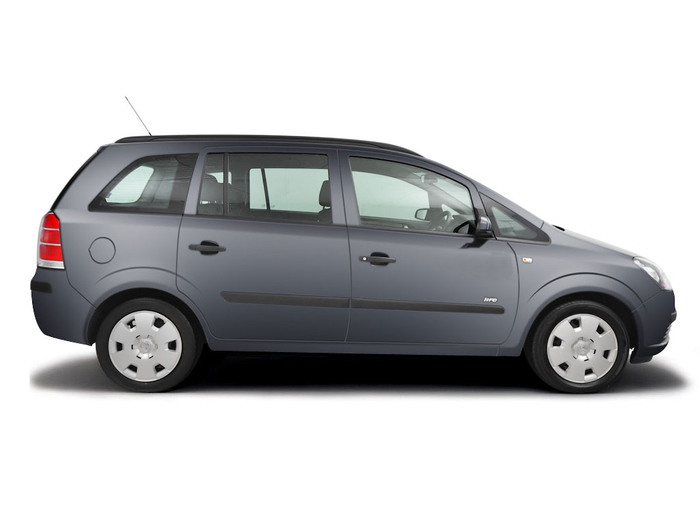 Jacking - vehicle support Vauxhall Zafira 2009 - 2014 Petrol 1.6 16v