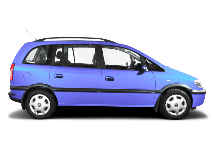 Final checks Vauxhall Zafira 1998 - 2004 Diesel 2.0 DTi