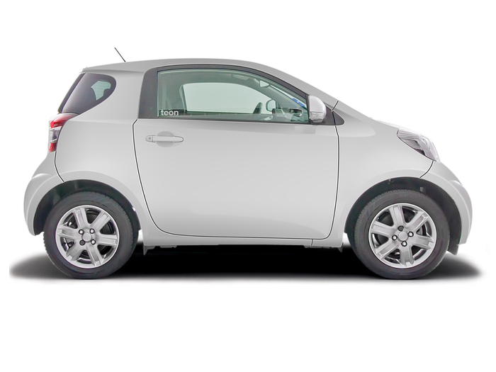 Identifying fault codes Toyota IQ 2008 - * Petrol 1.0