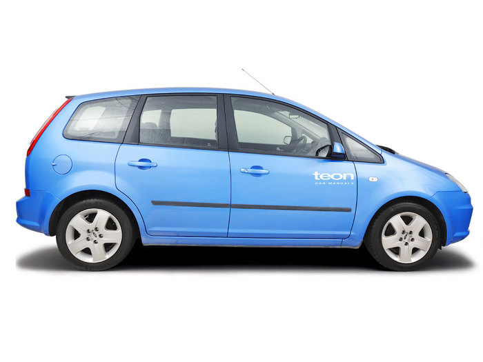 Jacking - vehicle support Ford C-Max 2003 - 2010 Petrol 1.6