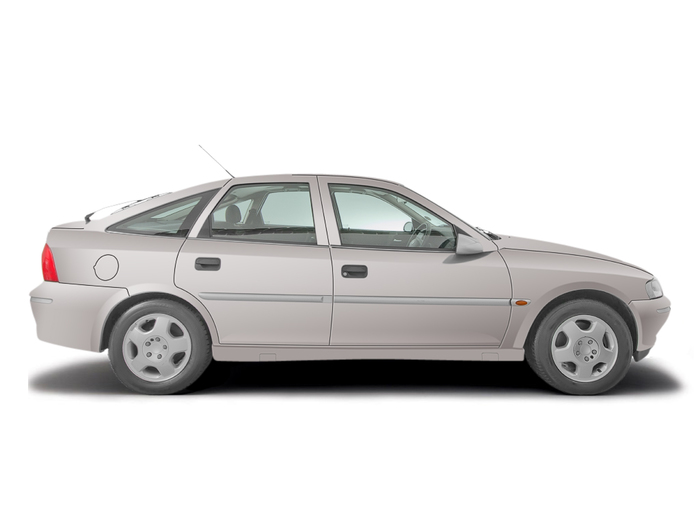 Checking tyre condition Opel Vectra 1995 - 1999 Petrol 1.8 16v