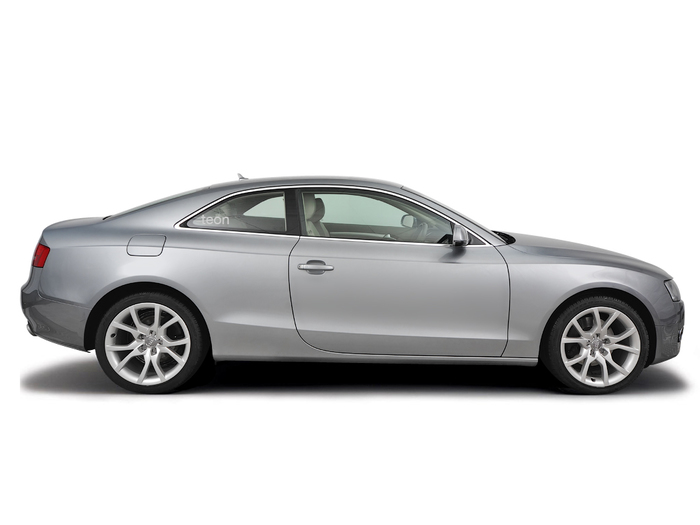 Checking tyre condition Audi A5 2007 - * Diesel 2.0