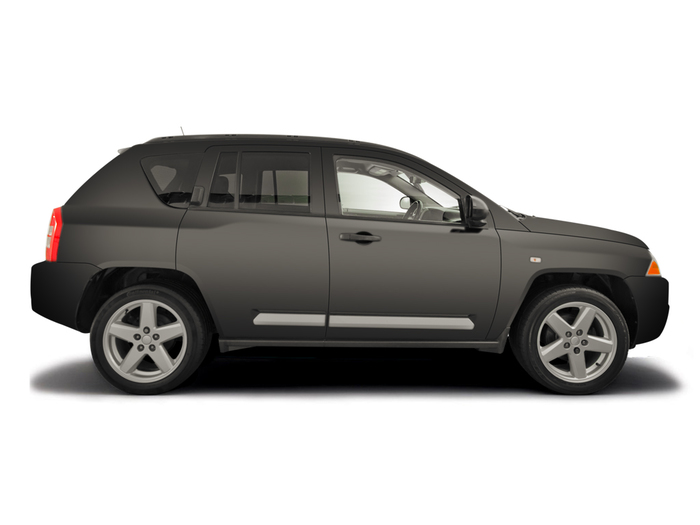 Checking oil level Jeep Compass 2007 - 2011 Diesel 2.0