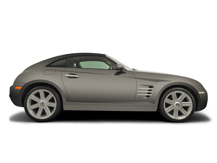 Checking screen wash Chrysler Crossfire 2003 - 2010 Petrol 3.2