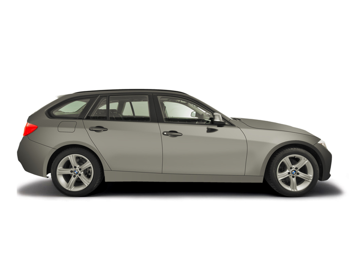 Checking oil level BMW 3-Series 2012 - * Diesel 320d - 2.0