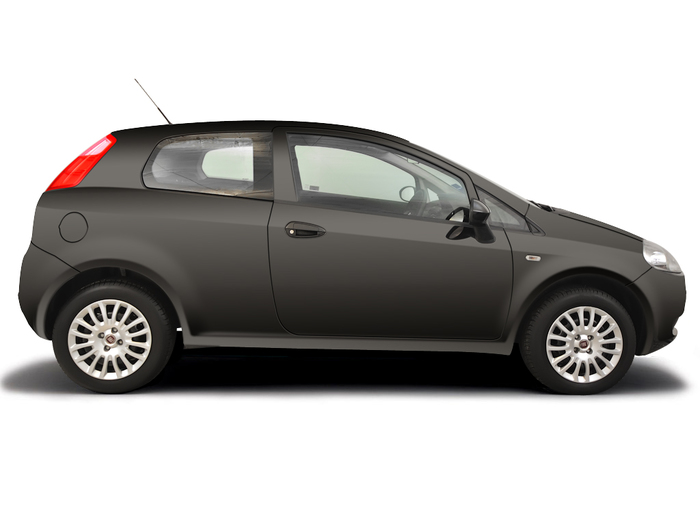 Checking tyre pressures Fiat Punto 2006 - 2015 Petrol 1.4