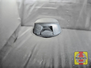 Illustration of step: Check the efficiency of the washer jet nozzles, are they aiming high enough on the windscreen?  - step 5