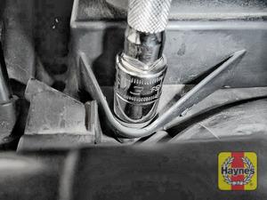 Illustration of step: Use a 13mm socket - step 12