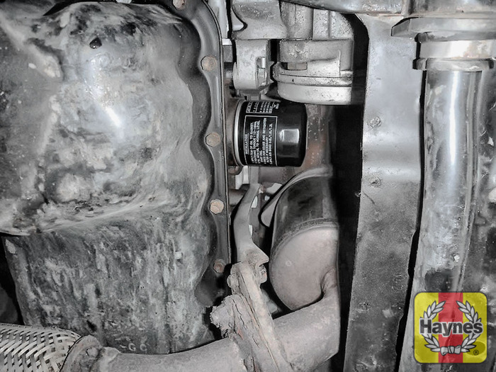 Chevrolet Matiz (2005 - 2011) 1.0 (995cc) - Oil filter change ...