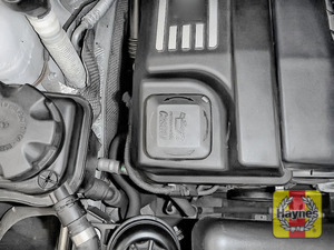 Illustration of step: Always replace the oil filler cap - step 7