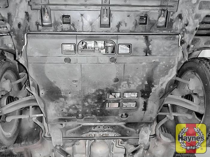 Citroen C4 Picasso 2007 2014 2 0 Oil Change Haynes