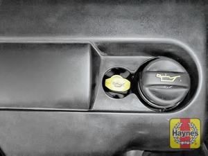 Illustration of step: Always replace cap and dipstick securely - step 6